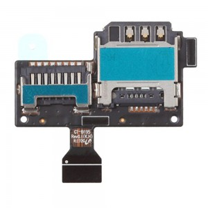 Samsung Galaxy S4 Mini I9195 - Leitor Sim Flex + Micro SD Rev 0,6