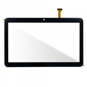 Universal 10.1 inch / Archos Access 101 3G - Front Glass Digitizer Black DP101391-F1