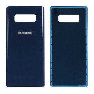 Samsung Galaxy Note 8 N950 - Battery Cover with Adhesive Blue