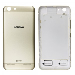 Lenovo Vibe K5 - Back Housing Cover Gold