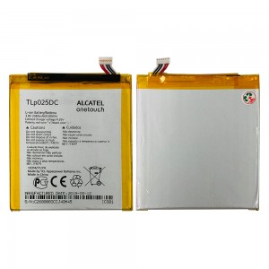 Alcatel Pixi 4 (6.0) 8050D - Battery TLp025d2 2580mAh 9.81Wh