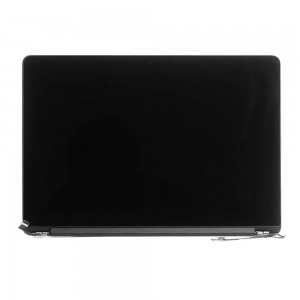 Macbook Pro Retina 13 inch A1502 2016 - Full Front LCD with Housing Silver