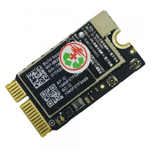 Macbook Air 11 inch A1370 / 13 inch A1369 - WiFi Bluetooth AirPort Card Module 607-8825
