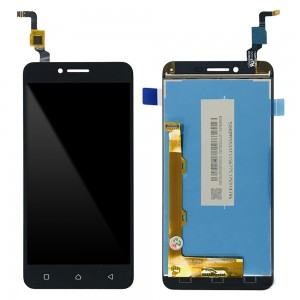 Lenovo Vibe K5 - Full Front LCD Digitizer Black A6020a40