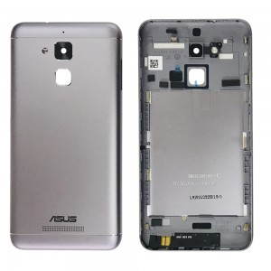 Asus Zenfone 3 Max ZC520TL - Back Housing Cover Grey