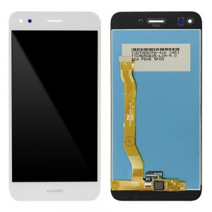 Huawei Ascend P9 Lite mini / Y6 Pro 2017 - Full Front LCD Digitizer White