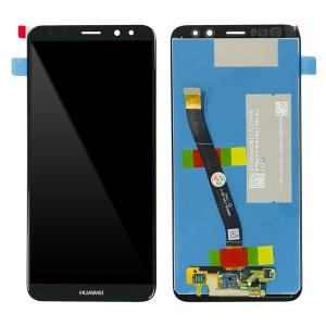 Huawei Ascend Mate 10 Lite / G10 - OEM Full Front LCD Digitizer Black