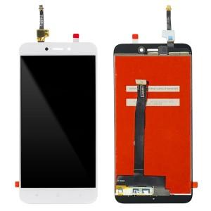Xiaomi Redmi 4X - Full Front LCD Digitizer White