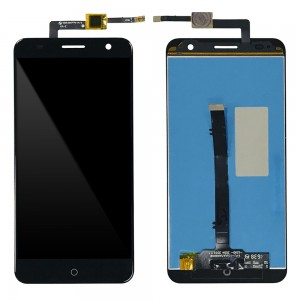 ZTE Blade V7 - Full Front LCD Digitizer Black T52QUS00BV0F