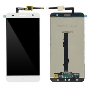 ZTE Blade V7 - Full Front LCD Digitizer White T52QUS00BV0F