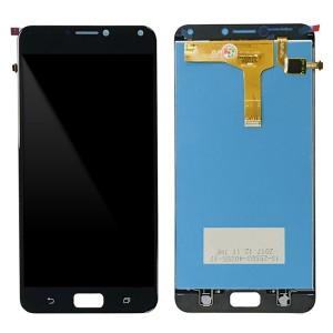 Asus Zenfone 4 MAX ZC554KL - Full Front LCD Digitizer Black