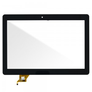 Universal 10.1 inch / Lenovo MIIX300-10IBY - Front Glass Digitizer Black FPC-CTP-1010086V2-1