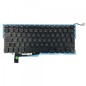Macbook Pro 15 inch A1286 2008 - Portuguese Keyboard PT Layout with Backlight