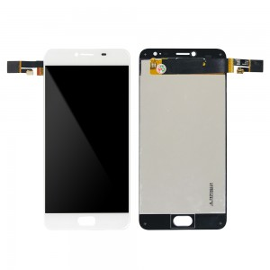 Umi Z - Full Front LCD Digitizer White