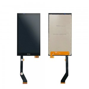 HTC Desire 820 - Full Front LCD Digitizer Black