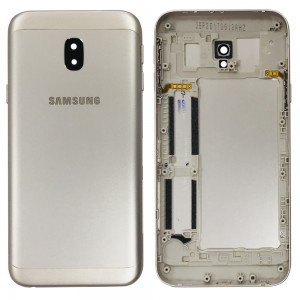 Samsung Galaxy J3 2017 J330 - Back Housing Cover Gold