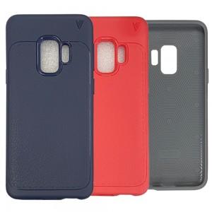 Samsung Galaxy S9 G960 - Lenuo Dermatoglyph Design Soft Silicone Case
