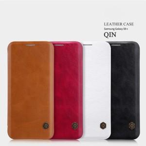Samsung Galaxy S9 Plus G965 - NILLKIN Qin Leather Case