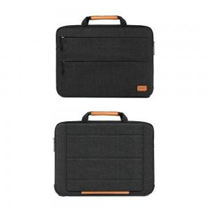 WiWU - Smart Stand Sleeve for 14 inch Black