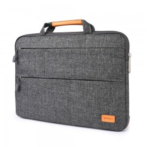 WiWU - Smart Stand Sleeve for 15.4 inch Grey