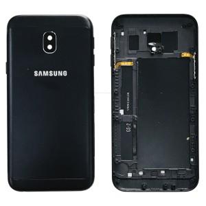 Samsung Galaxy J3 2017 J330 - Back Housing Cover Black
