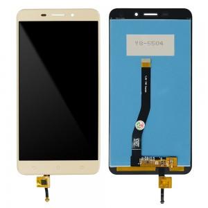 Asus Zenfone 3 Laser ZC551KL - Full Front LCD Digitizer Gold