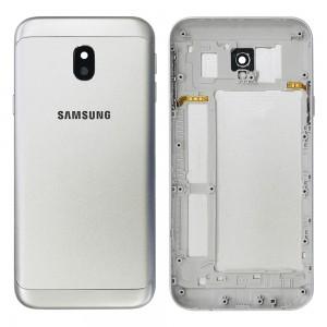 Samsung Galaxy J3 2017 J330 - Back Housing Cover Silver
