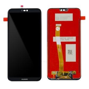 Huawei P20 Lite - Full Front LCD Digitizer Black