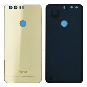 Huawei Honor 8 - Battery Cover with Adhesive Gold