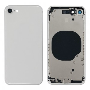 iPhone 8 - Back Housing Cover White