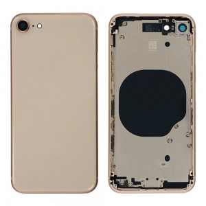 iPhone 8 - Back Housing Cover Gold