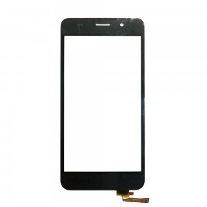 Huawei Ascend Y6 - Front Glass Black