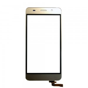 Huawei Ascend Y6 - Front Glass Gold