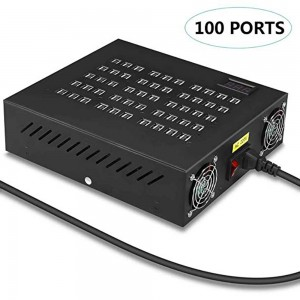 Intelligent Muliti-Interface USB Charger 100 Ports