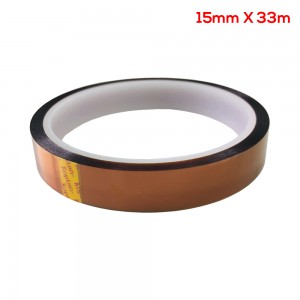 15mm x 33m Tape BGA High Temperature Heat Resistant
