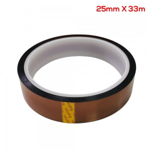 25mm x 33m Tape BGA High Temperature Heat Resistant