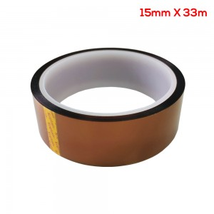 30mm x 33m Tape BGA High Temperature Heat Resistant