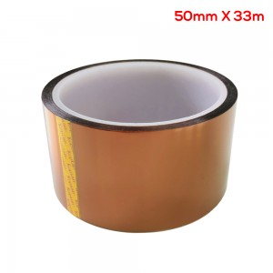 50mm x 33m Tape BGA High Temperature Heat Resistant