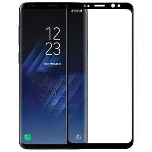 Samsung Galaxy S9 G960 - NillKin 3D CP+ Max Full Coverage Anti-explosion Tempered Glass