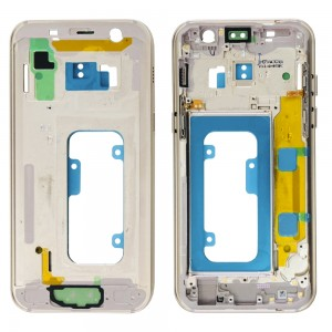 Samsung Galaxy A3 2017 / A320 - Middle Frame Gold Sand