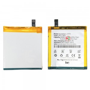 BQ Aquaris A4.5 - Battery 2470 2400 mAh 9,24Wh