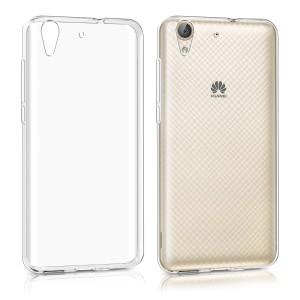 Huawei Ascend Y6 II - Glossy TPU Gel Case