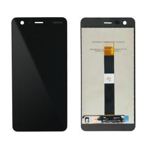 Nokia 2 TA-1029 - Full Front LCD Digitizer Black
