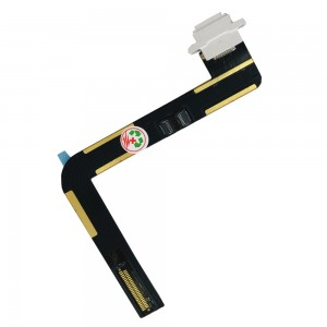 iPad 6th Gen (2018) A1893 A1954 - Dock Charging Flex Cable White