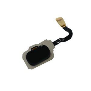 Samsung Galaxy A8 (2018) A530F - Home Button Flex Cable Black