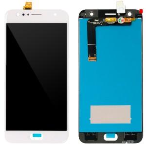 Asus Zenfone 4 Selfie ZD553KL - Full Front LCD Digitizer White