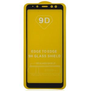 Samsung Galaxy A8 2018 A530 - Full Arc Tempered Glass