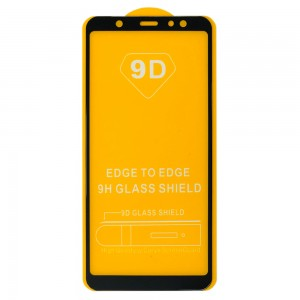 Samsung Galaxy A6+ (2018) A605 - Full Arc Tempered Glass