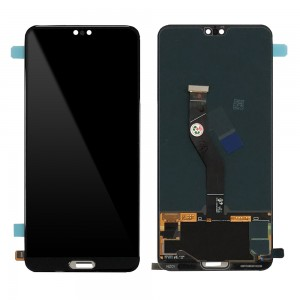 Huawei P20 Pro - Full Front LCD Digitizer Black