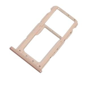Huawei P20 Lite - Sim 1 / Sim 2 & SD Card Tray Holder Pink